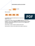 Calibracion Modulo Bascula de Acero (2)