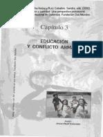 AAVV_Educacion y Conflicto Armado