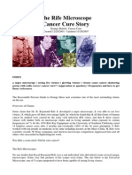 The Rife Microscope - Cure Story