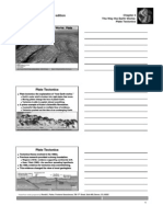 introduction to geology plate tectonics, structural geology Drifting Continents and Spreading Seas,Plate Tectonics