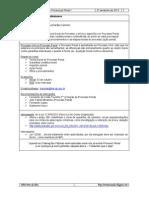 Direito Processual Penal I - 4º semestre - José Reinaldo Carneiro