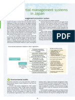 Environmental Management Systems in Japan