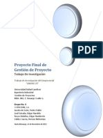 Trabajo Final de Gestion de Proyectos