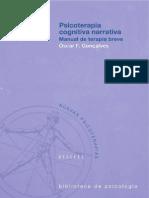 Psicoterapia Cognitiva Narrativa Manual de Terapia Breve