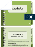 handbook of applied learning theory