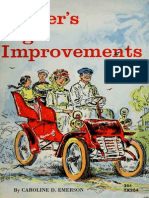 Father's Big Improvements by Caroline D Emerson 1965