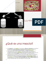 Las Mezclas Quimica