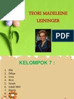 Presentation1-1 teori madeline leininger