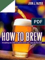 Como Hacer Cerveza - John Palmer