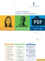 Your Path to a Career in Medicine