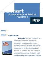 Walmart Ethical Problems (Assignment)