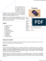 BlackBerry - Wikipedia, La Enciclopedia Libre