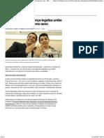 Casamento gay_ França legaliza união entre casais do mesmo sexo - Resumo das disciplinas - UOL Vestibular.pdf