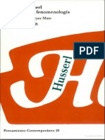 Husserl Edmund - Invitación a la fenomenología