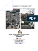 Traffic engineering and managment plans for George Town