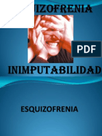 Esquizofrenia e Inimputabilidad2003