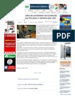 SiteBarra » Ales_ Escolha do presidente da Comissão de Finanças fica para a semana que vem
