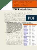 emc football game sophomore year