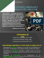 3revolucionesliberalesynacionalessigloxix 110314154410 Phpapp02 Materia