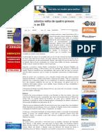 SiteBarra » Justiça autoriza volta de quatro presos perigosos ao ES