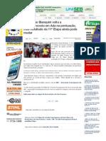 SiteBarra » Kart_ João Bianquini volta a vencer,encosta em Ada na pontuação, mas resultado da 11ª Etapa ainda pode mudar