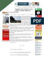 SiteBarra » Linhares_ flagrado com cerveja no carro, assessor jurídico é detido depois de atropelar casal