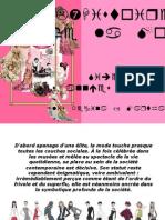 L'Histoire de La Mode - CCF 2004