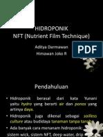 Hidroponik Nft Kel 2
