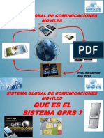 Presentacion GPRS