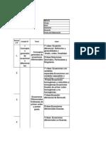 Carta Descriptiva Ecuaciones Diferenciales (Mat207)