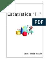 Estatistica II Jjair Croce Filho