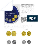 Third Malaysian Coin Series