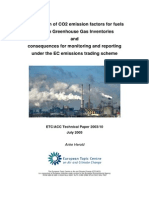 ETCACC TechnPaper 2003 10 CO2 EF Fuels