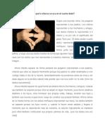 Por qué la alianza se usa en el cuarto dedo.doc