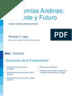 Economias Andinas Presente y Futuro