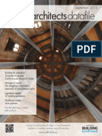 Architecture Data File (ADF) September 2013 Issue