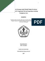 Analisa Rasio Keuangan Untuk Menilai Tingkat Kesehatan Finansial Pada PT. Lippobank Tbk Dan Pengaruhnya Terhadap Peningkatan Laba