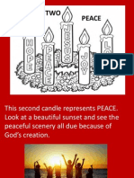 Advent for Kids Peace