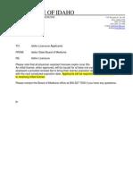 PA Application 2013