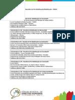 Agenda Pre-Mobilizacao e Mobilizacao FMDH 26 09