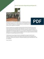 Militares da Brigada de Operações Especiais participam do Força Comandos
