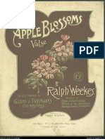 Apple Blossoms Valse