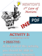 Inertia Activity