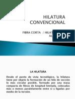 Hilatura Convencional (1)
