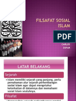 Sosial Islam Tanpa Tokoh
