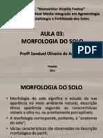 Aula 03 - Morfologia Do Solo