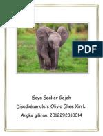 Saya Seekor Gajah