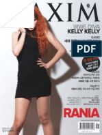 Maxim Korea - January 2012