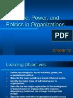 Influence Power Politics