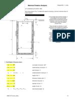 DD 41 Manhole Flotation Analysis